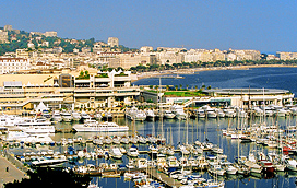 Locations appartements congrès à Cannes